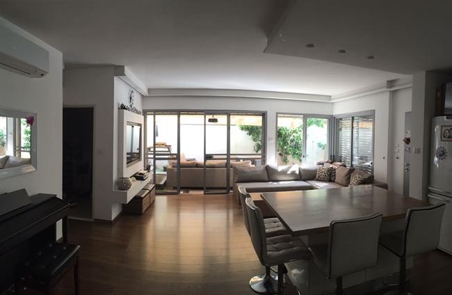 מצטיין למכירה דירת גן 4 חדרים בחולון - בשכונת רסקו ברחוב פבריגט | למכירה GQ-96